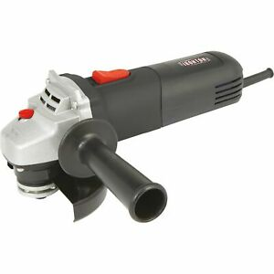 Ironton 4 1 2in. Angle Grinder 4.3 Amp 110 Volt 11000 RPM $22.99