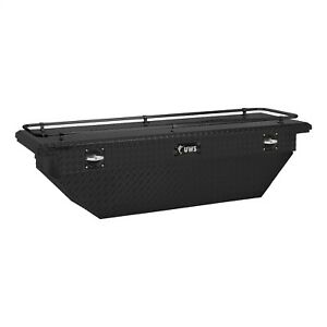 UWS SLD69-A-LP-MB-R 69 in. Secure Lock Low Profile Deep Angled Tool Box