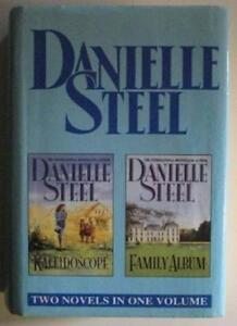 Kaleidoscope and Family Album Omnibus Edition By Danielle Steel