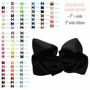 Affordable Gigantic Hair Bows Similar to JoJo Bows