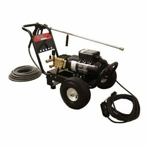 Mi-T-M Professional 2000 PSI (Electric-Cold Water) Pressure Washer