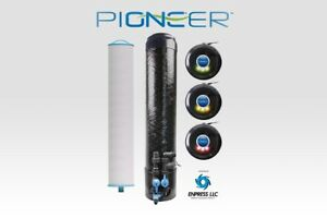 Enpress Pioneer™ Certified Whole House POE Lead & CystChlorine Filtration Syst.