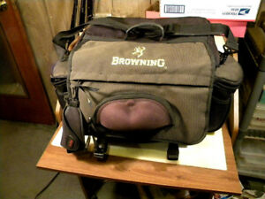 Browning Fishing Top loading Soft Sided tackle bag system