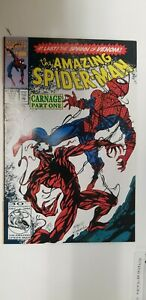 The Amazing Spider-Man #361 1st Carnage HIGH GRADE
