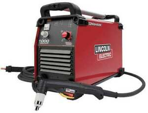 Plasma Cutter20 -60AInverter80 PSI LINCOLN ELECTRIC K2808-1