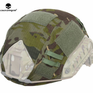 EMERSON FAST Helmet Cover Multicam Tactical Hunting Camo Headwear