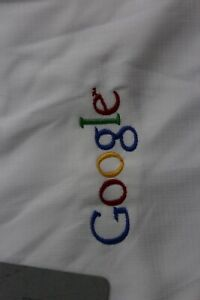 NWT Cutter & Buck Embroidered Google Golf POLO SHIRT XL Extra Large