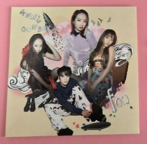 f(x) Cowboy  4 Walls Japanese Single Rare Limited Dimension 4 Docking Station