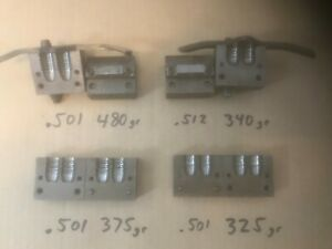 Magma Engineering large lot 13 molds. .40 45 50 cal