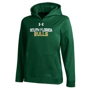 Boy's Under Armour South Florida USF Bulls Performance Hoodie