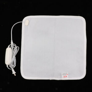 Electric Heating Pad Warming Heated Blanket Heat Warmer Therapy Pain Relief
