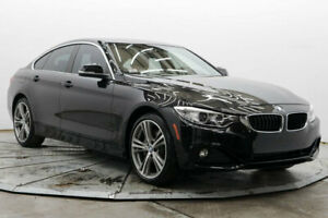 2017 BMW 4-Series 440i xDrive Gran Coupe AWD Auto SDN Nav Lthr Htd Seats Driver Assist Cold Wthr Pkg 19in Alloys Save