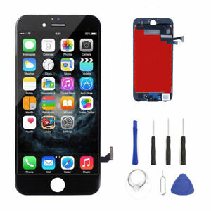 For iPhone 7 Black Genuine OEM Replacement LCD Screen Digitizer Assembly