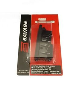 Savage Arms Magazine For Axis .2437mm-083086.5 - 4 Round Rifle Mag - 55232