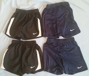 Lot 9 UNDER ARMOUR NIKE Shorts Shirts Youth Large Medium Dri Fit Soccer Coldgear