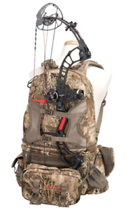 Hunting Back Pack Camo OutdoorZ Pathfinder Bow Deer RealTree Max Archery Camping