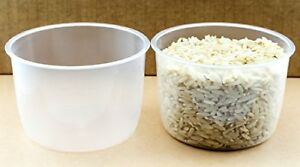 2 pack Rice Measuring Cup Clear Bright Kitchen Brand Cooker Replacement Cup $5.98