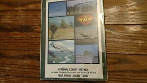 The First Marine Aircraft Wing Vietnam  (1st Ed) by Hymoff Edward