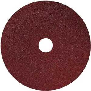 Sait 50037 7quot; x 7 8quot; 120 Grit Resin Fiber Disc for Sanders and Grinders New