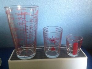 Measuring Glass/Cups. Your choice