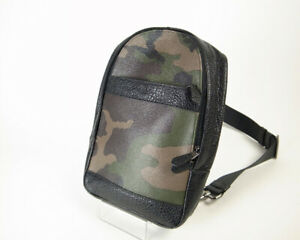 Coach camouflage body bag camouflage F29713