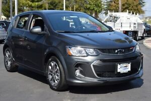 2019 Chevrolet Sonic LT 2019 Chevrolet Sonic Gray Metallic with 1 available now!