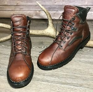"RED WING Men's Dynaforce 6"" Lace Up Work Chore Boots 14B Electrical Hazard 926"