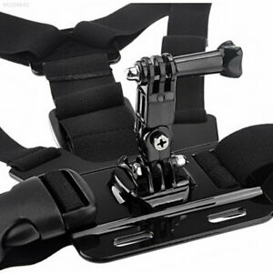 F290 Chest Body Adjustable Chest Harness Strap For GoPro Go Pro Hero Series