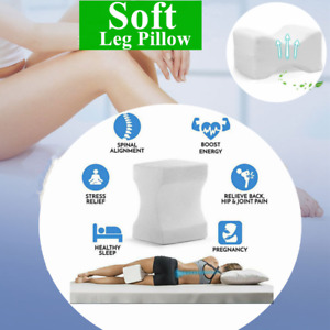 Professional Knee Leg Pillow For Sleeping Cushion Support Side Sleeper Rest