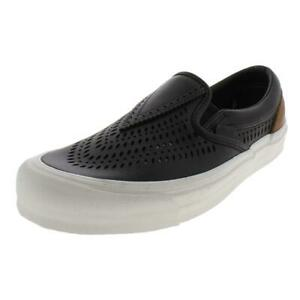 Vans Mens TH Slip Nomad LX Fashion Slip On Skate Shoes Sneakers BHFO 4041