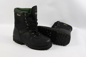 Vintage New Wolverine Mens 8.5 W Thinsulate Ultra Goretex Insulated Work Boots