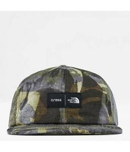 The North Face PACK UNSTRUCTURED HAT $30 ENGLISH GREEN TROPICAL CAMO