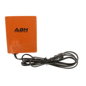 """ABN Silicone Heater Pad Car Battery Heater Oil Pan Heater Pad 4x5"""" 120V 100W"""