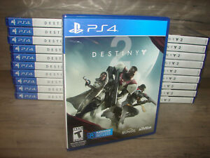 Wholesale lot of 20 NEW!  Factory Sealed DESTINY 2 for PS4 (Playstation 4)
