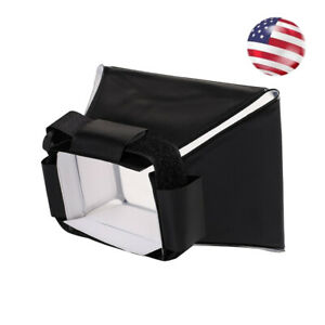 For Canon Nikon Sony Sigma Off-Came Universal Pop-up Flash Diffuser Soft Box