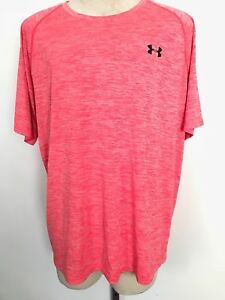 Under Armour Loose Heat Gear 2XL Athletic Fitness Top Shirt BNWOT H4