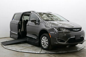 2017 Chrysler Pacifica Touring L VMI Handicap Wheelchair Access Side Ramp Northstar Touring L Nav Htd Seats Save