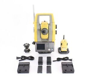Topcon PS-103A Robotic Total Station Kit w RC-5 Prism