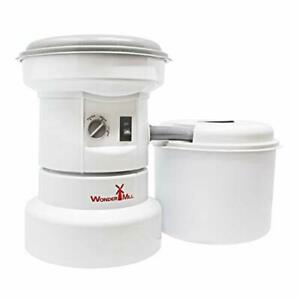 Powerful Electric Grain Mill Grinder for Home and Professional Use by Wondermill