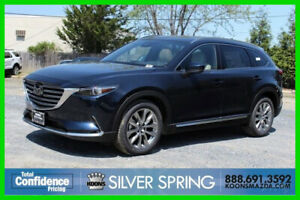 2019 Mazda CX-9 Grand Touring 2019 Grand Touring New Turbo 2.5L I4 16V Automatic AWD SUV Moonroof Premium Bose