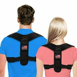 Posture Corrector For Men And Women Upper Back Brace For Clavicle Support