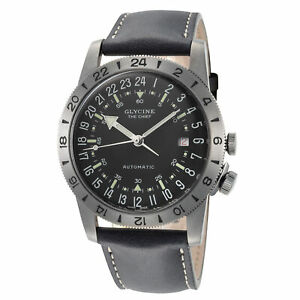 Glycine Men's GL0252 Airman Vintage