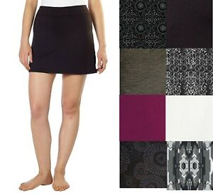 NEW! NWT! Colorado Clothing Everyday Tranquility Skirt Skort FREE SHIPPING
