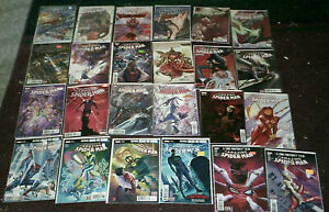 The Amazing Spider-Man #1 - 800! Every issue & Tie-Ins!+Variants NM!