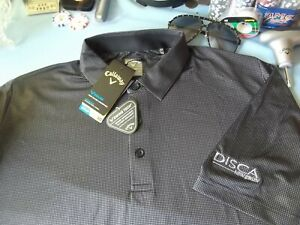 NWT - NIKE FIT-DRY GOLF POLO - XL - KNOLL COUNTRY CLUB - GREAT COLOR