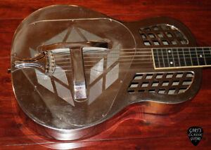 1928 National Style 1 Tri-cone Resonator guitar  (NAT0004)