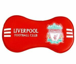 Liverpool FC neck pillow (head cushion) firm support premium fabric