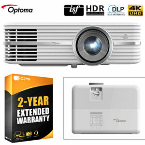 Optoma UHD50 4K Home Theater Projector Refurbished w 2-Year Extended Warranty