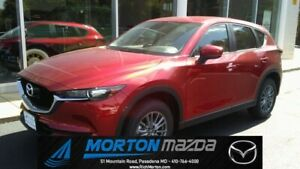 2017 Mazda CX-5 Touring 2017 Mazda CX-5 Touring 5322 Miles Soul Red Crystal Metallic 4D Sport Utility SK