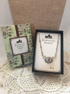 DOWNTON ABBEY TV Show Licensed Victorian NECKLACE Fashion Costume JEWELRY NWT